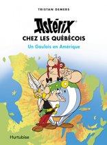 Boek cover Astérix chez les Québécois van Tristan Demers