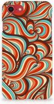 iPhone 8 | 7 Hardcase Hoesje Design Retro