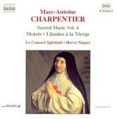Charpentier:Sacred Music Vol.4
