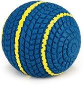 Beeztees latex speelbal Biky blauw