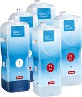 Miele UltraPhase 1 & 2 - halfjaarvoorraad 5 stuks - wasmiddel
