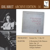 Prokovief / Bartok: Archive Edition 14