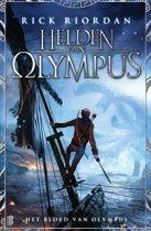 Helden van Olympus 5 - Het bloed van Olympus