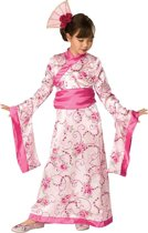 Aziatische Princes kostuum kind M