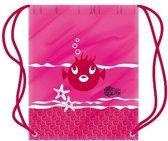 Zwemtas voor kinderen / Gymtas voor meisjes - Beco Sealife Roze