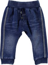 jongens Broek Name it - sweat denim pant - blauw - maat 50 5712836743581