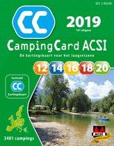 ACSI Campinggids - ACSI CampingCard set 2019
