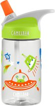 CamelBak Eddy Kids - drinkfles - 400 ml - Transparant (Space Aliens)