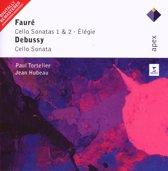 Faur:Cello Sonatas Nos 1, 2