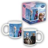 Frozen 11OZ porcelain mug in gift box