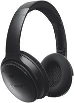 Bose QuietComfort 35 Wireless Headphones - Zwart