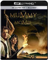 The Mummy (1999) (4K Ultra HD)