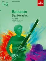 Bassoon Sight-Reading Tests, ABRSM Grades 1-5