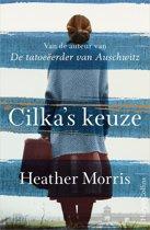 Boek cover Cilkas keuze van Heather Morris