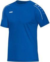 Jako - T-Shirt Classico - Sportshirt - Blauw - maat L