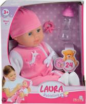 LAURA BABBLING   SOFT BODY & SOUND