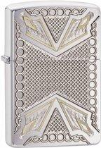 Aansteker Zippo Armor Case Dagger