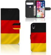 Bookstyle Case iPhone Xr Duitsland