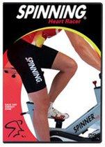 Spinning DVD - Heart Racer: Energy Zone™ Race Day