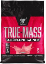 True Mass All-in-One Gainer 4200gr Aardbei