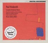 Hindemith: Complete Orchestral Works Vol 1 / Albert , et al