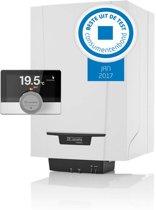 Remeha Tzerra M 28c PLUS HR Combi-Comfortsysteem inclusief eTwist klokthermostaat 6,1-24,8 kW CW4