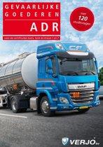 VERJO Wegvervoer gevaarlijke goederen ADR