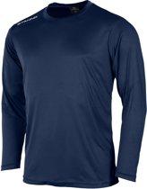 Stanno Field Shirt Ls Sportshirt Kinderen - Navy
