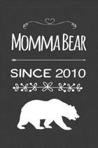 Momma Bear Since 2010