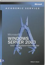 Microsoft Windows Server 2003 voor de systeembeheerder