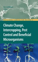Omslag van 'Climate Change, Intercropping, Pest Control and Beneficial Microorganisms'