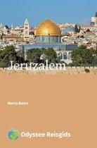 Boek cover Odyssee Reisgidsen - Jeruzalem van Marco Baars (Paperback)