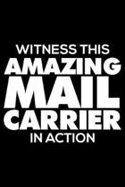 Witness This Amazing Mail Carrier in Action