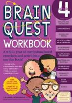 Brain Quest Grade 4 Workbook