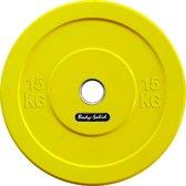 Olympische bumper Plate 15 KG