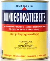 Hermadix Tuindecoratiebeits 768 Kleurloos - 750 ml
