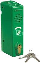 Basis Exit Control 80db Groen verschillende sluitingen