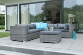 Rimini loungeset Dark Grey