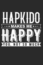Hapkido Notebook