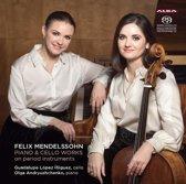 Piano & Cello Works-Sacd-