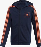 ADIDAS Vest Junior - Blauw - Maat 140