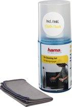 Hama Reinigingsdoek - Inclusief Gel - Geschikt voor LCD/Plasma