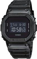 Casio DW-5600BB-1ER - Horloge - 43 mm - Kunststof - Zwart