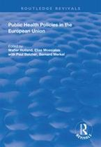 Public Health Policies in the European Union