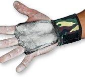 Jerkfit WODies glove l crossfit handschoenen l maat L l camo