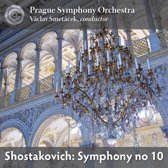 Prague S.O. / Smetacek - Shostakovich; Symphony 10