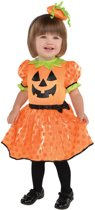 Children's Costume Little Pumpkin Months
