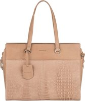 BURKELY About Ally workbag - bisque roze