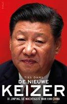Boek cover De nieuwe Keizer van Ties Dams (Hardcover)