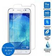 Tempered Glass Screenprotector voor Samsung Galaxy J5 (2016)